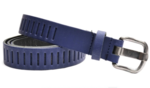 3 cm blauwe riem perfo 426
