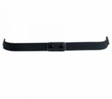 elastische tailleriem ringen zwart OY98_
