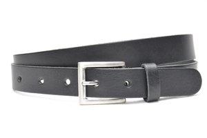 3cm zwarte riem - zwarte pantalon riem zw307