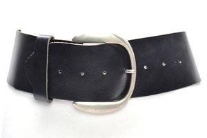 8cm brede dames riem zwart van het merk Take-it zwart804TB