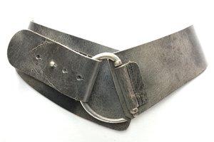 8cm brede dames riem grijs Take-it GrijsAnt8120TB