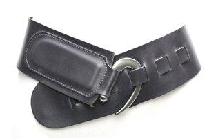 8cm brede dames riem grijs van het merk Take-it grijs8100TB