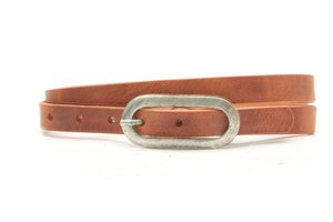 1,5cm kinderriem cognac kco150am
