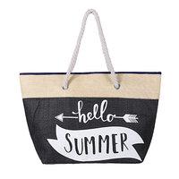 Grote strandtas Hello Summer
