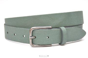 3cm groene riem - jeans / pantalon riem Take-it groen480TB