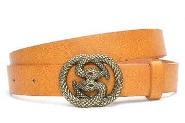 3 cm dames riem snake oc2104