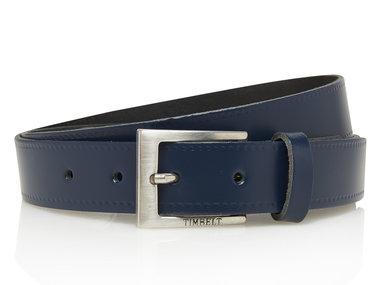 3cm pantalon riem blauw bl320