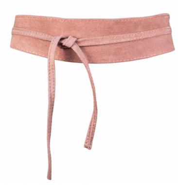 7,5 cm knoopriem roze IT46