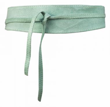 7,5 cm knoopriem groen IT46