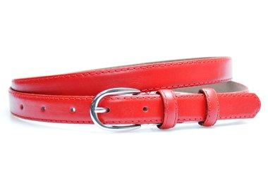2cm smalle riem rood 200am