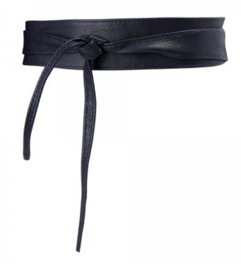 6 cm brede dames riem blauw Joss 60686