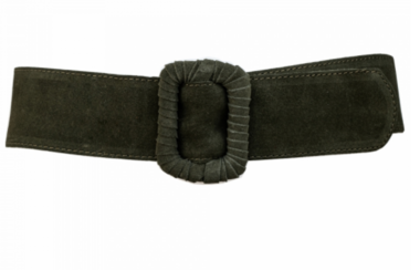 6 cm tailleriem khaki 60689