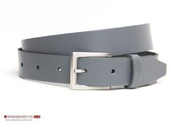 3cm riem grijs gr307