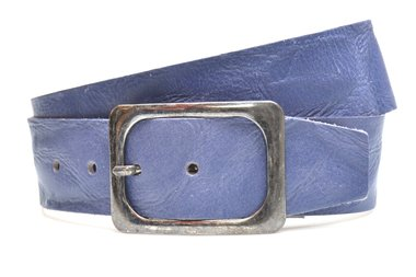 5 cm blauwe riem 5020