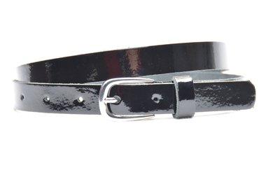 2 cm zwarte lakriem 20915