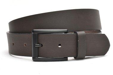 4 cm bruine riem 40602