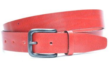 4 cm rode riem 629