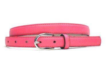 2cm smalle riem roze 200am