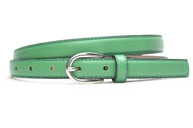 2cm smalle riem groen 200am