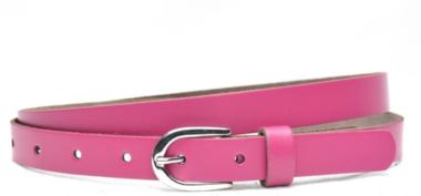 2cm dames riem fuchsia roze pcy201
