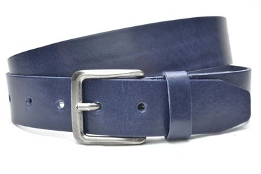 4cm blauwe riem 408