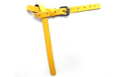 1,5cm lange gele riem 150U
