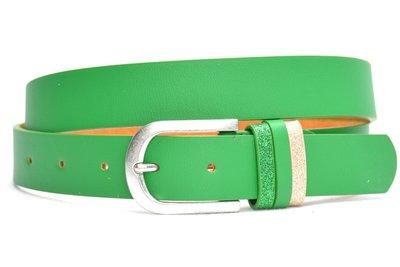 3 cm groene riem 889