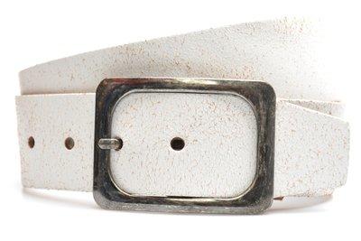 5 cm witte riem crack 5020