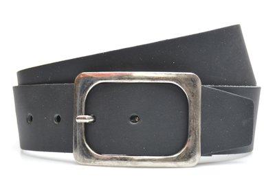 5 cm zwarte riem 5020