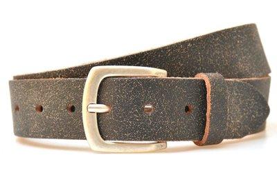 4cm zwarte riem crack 407tb