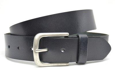 4cm zwarte riem 40604