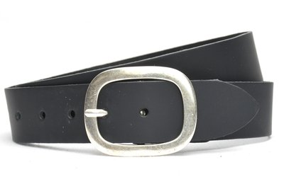 4cm zwarte riem 4020tb
