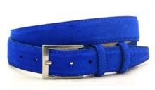 kobalt blauwe riem